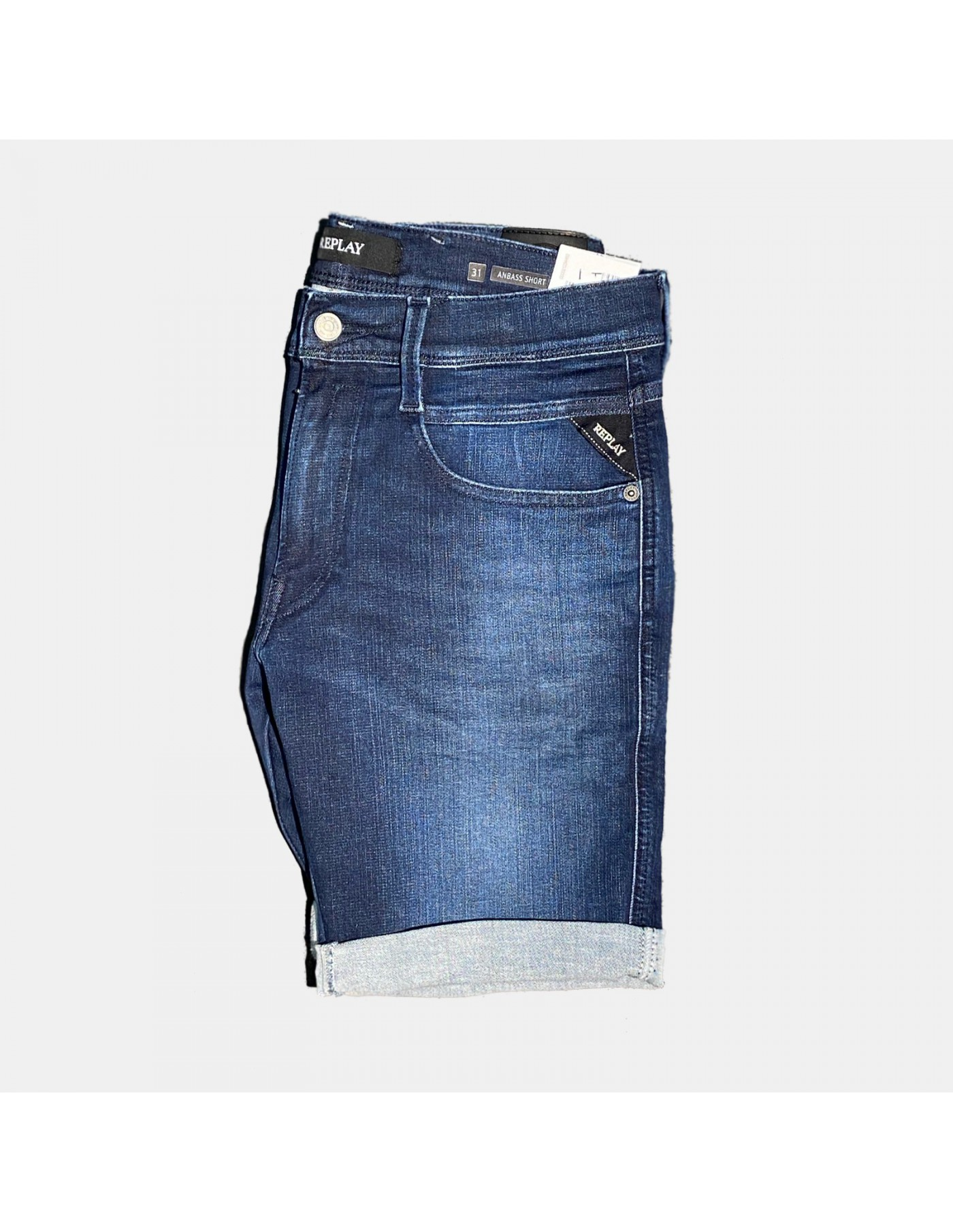 REPLAY Short Jeans